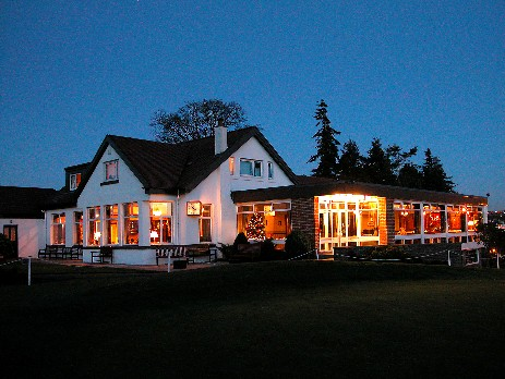 Willamwood Golf Clubhouse